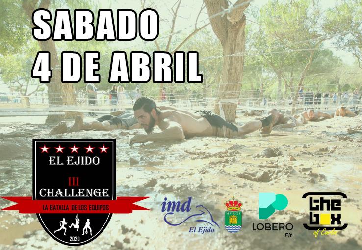 III CHALLENGE EL EJIDO LA BATALLA DE LOS EQUIPOS @ Parque Municipal de El Ejido