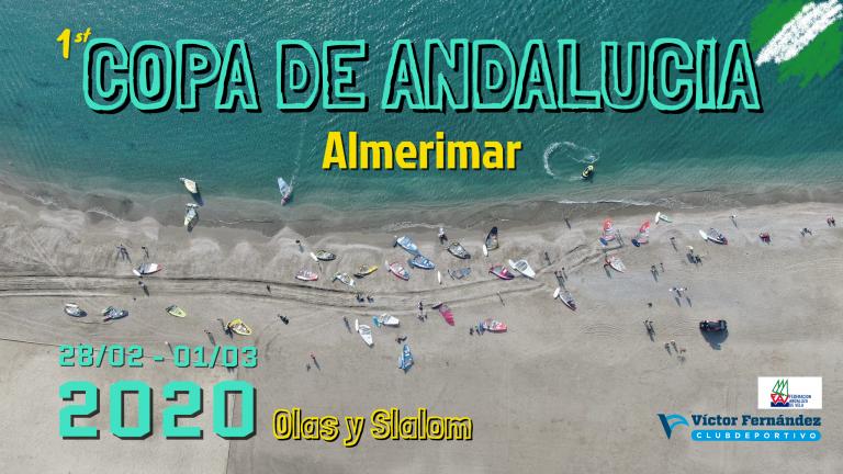 Copa de Andalucía Windsurf Olas y Slalom @ Club de Windsurf Víctor Fernández